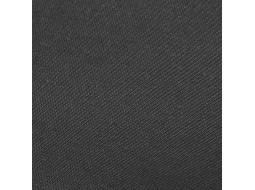 Кирза черная двухслойная (ширина 145 см, плотность 376 гр./м2)