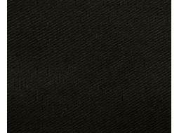 Саржа черная (ширина 150 см, плотность 240 гр./м²)