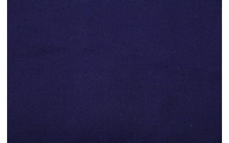 Саржа синяя 245 г/кв.м